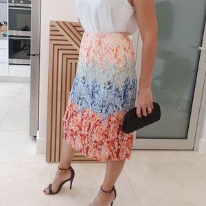 H & M Pleated Skirt